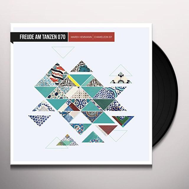 Marek Hemmann CHAMELEON (EP) Vinyl Record