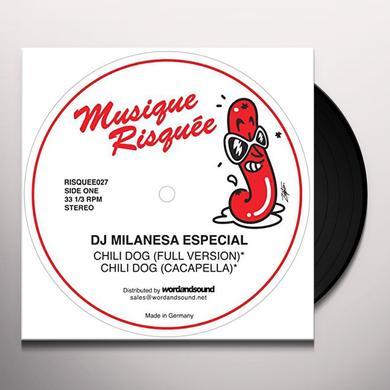 DJ MILANESA ESPECIAL CHILI DOG (EP) Vinyl Record