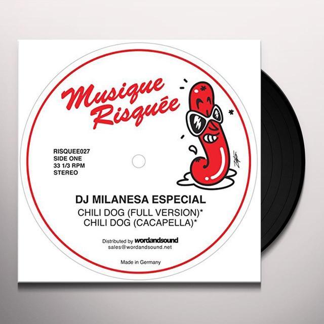 DJ MILANESA ESPECIAL CHILI DOG Vinyl Record