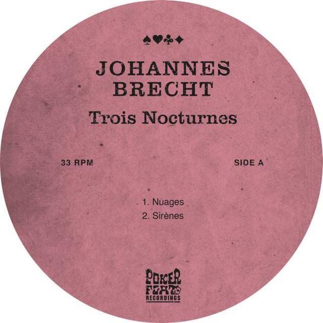 Johannes Brecht TROIS NOCTURNES Vinyl Record