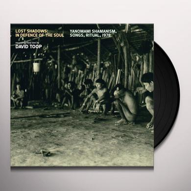 David Toop LOST SHADOWS: IN DEFENCE OF THE SOUL - YANOMAMI Vinyl Record
