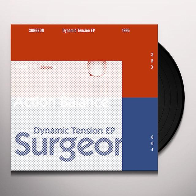 SURGEON DYNAMIC TENSION (2014 REMASTER) Vinyl Record