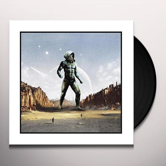 MAN POWER Vinyl Record