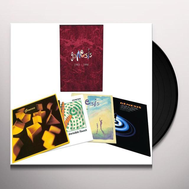 GENESIS: 1983-98 Vinyl Record