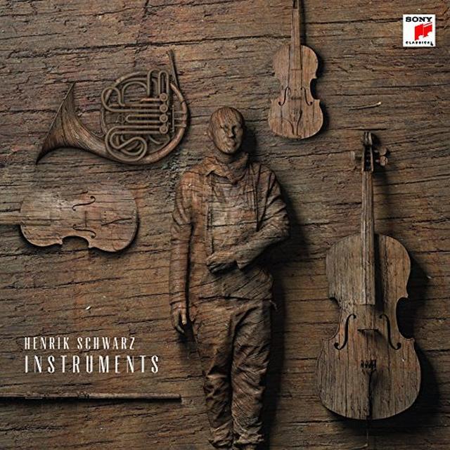 Henrik Schwarz INSTRUMENTS Vinyl Record