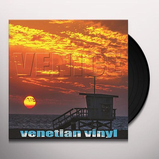 Venice VENETIAN VINYL (BEST OF) Vinyl Record - Holland Import