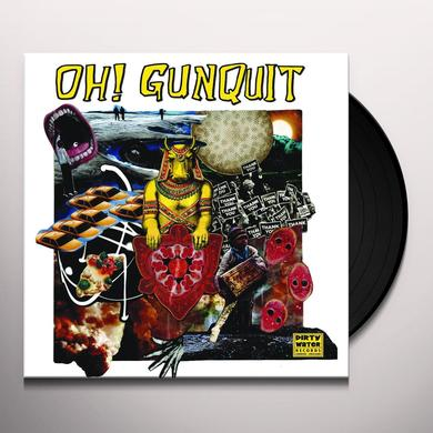 OH GUNQUIT EAT YUPPIES & DANCE Vinyl Record