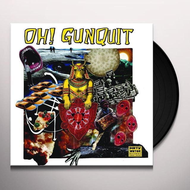 OH GUNQUIT EAT YUPPIES & DANCE Vinyl Record - UK Import