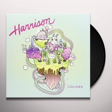 Harrison COLORS Vinyl Record