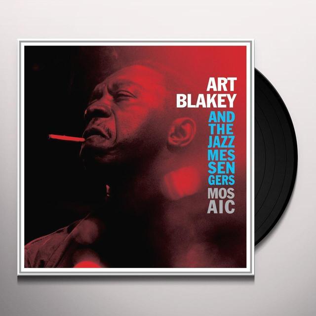 Art Blakey MOSAIC Vinyl Record - UK Import