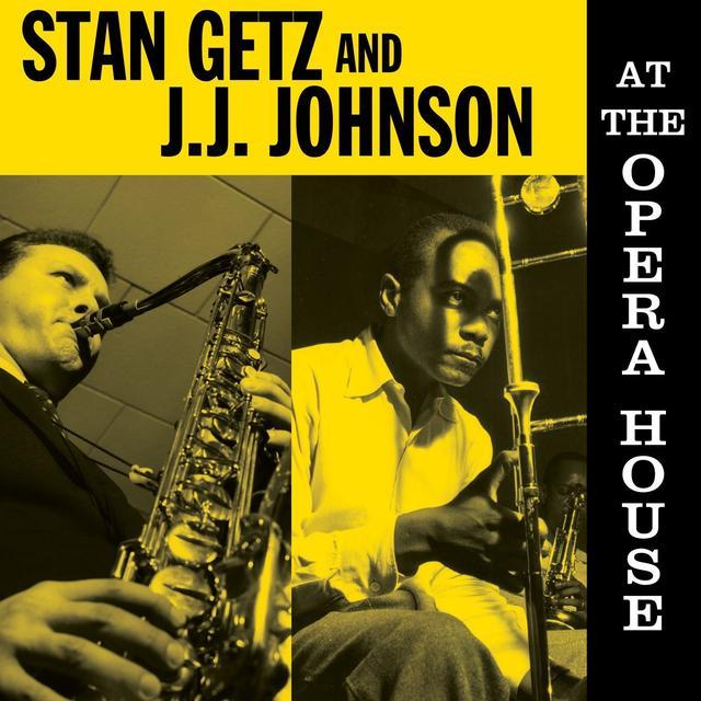 Stan Getz / J. J. Johnson