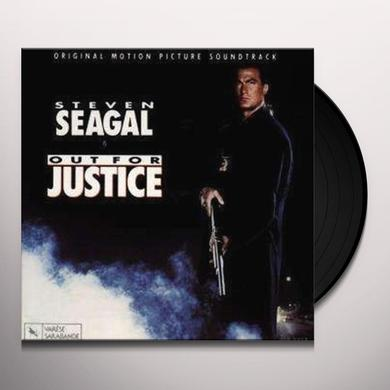 OUT FOR JUSTICE / O.S.T. (GER) OUT FOR JUSTICE / O.S.T. Vinyl Record
