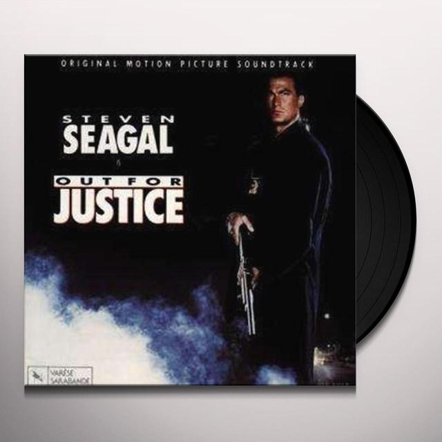 OUT FOR JUSTICE / O.S.T. (GER) Vinyl Record
