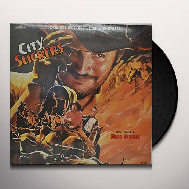 CITY SLICKERS / O.S.T. (GER) Vinyl Record