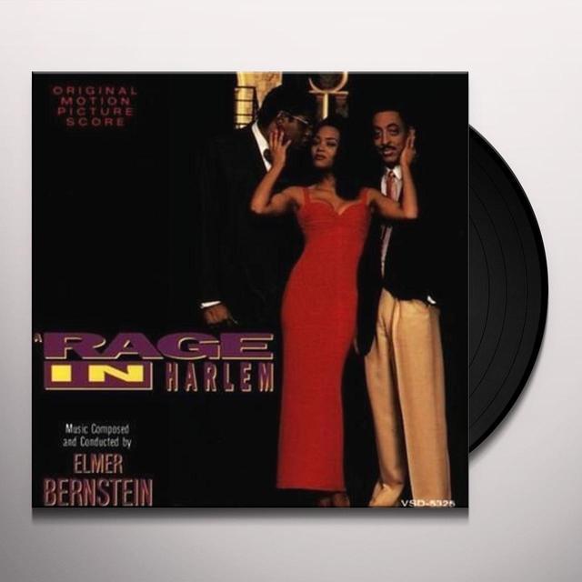 RAGE IN HARLEM / O.S.T. (GER) Vinyl Record