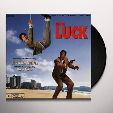 PURE LUCK / O.S.T. (GER) PURE LUCK / O.S.T. Vinyl Record