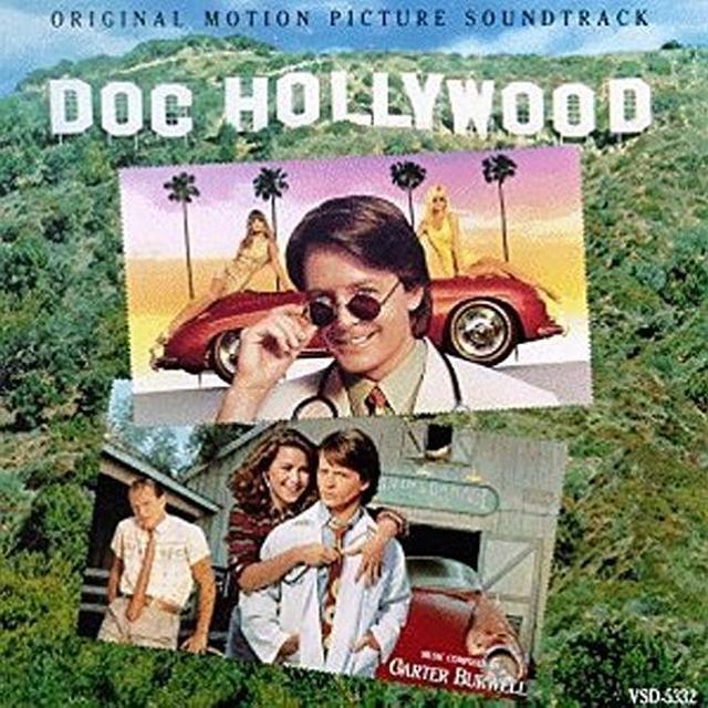 DOC HOLLYWOOD / O.S.T. (GER) Vinyl Record