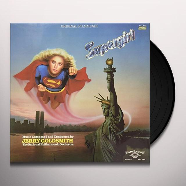 SUPERGIRL / O.S.T. (GER) Vinyl Record