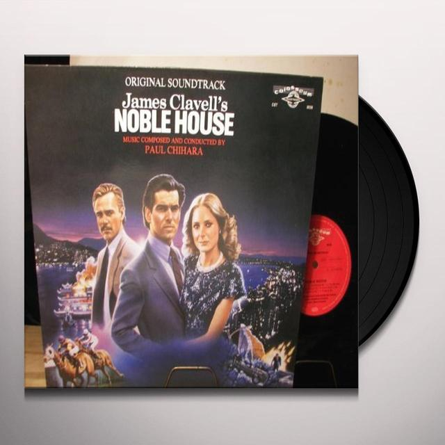 NOBLE HOUSE / O.S.T. (GER) Vinyl Record