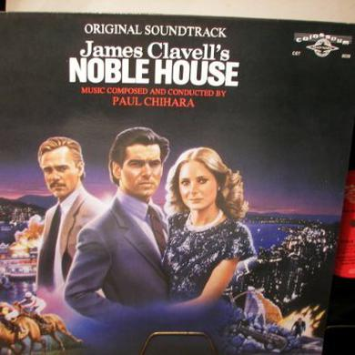 NOBLE HOUSE / O.S.T. (GER) NOBLE HOUSE / O.S.T. Vinyl Record