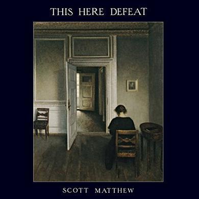 Scott Matthew THIS HERE DEFEAT Vinyl Record