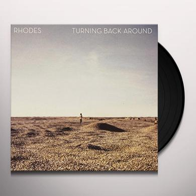 RHODES TURNING BACK AROUND Vinyl Record - 10 Inch Single, UK Import
