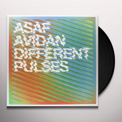 Asaf Avidan DIFFERENT PULSES Vinyl Record