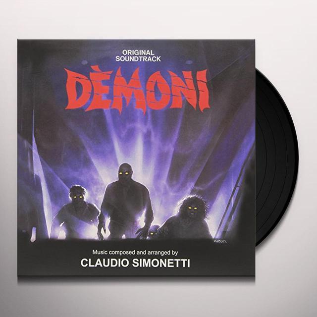 Claudio Simonetti's Goblin DEMONI Vinyl Record - Italy Import