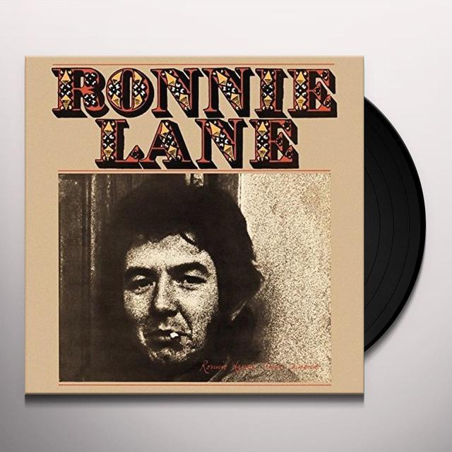 RONNIE LANE'S SLIM CHANCE Vinyl Record - UK Import