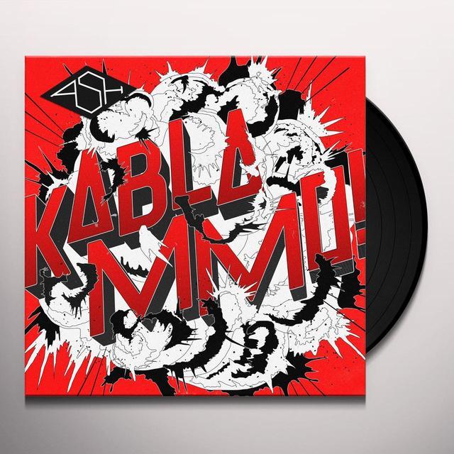 Ash KABLAMMO Vinyl Record - UK Import