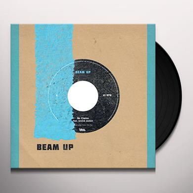 BEAM UP NO CHAINS / TRAVELLING Vinyl Record - UK Import