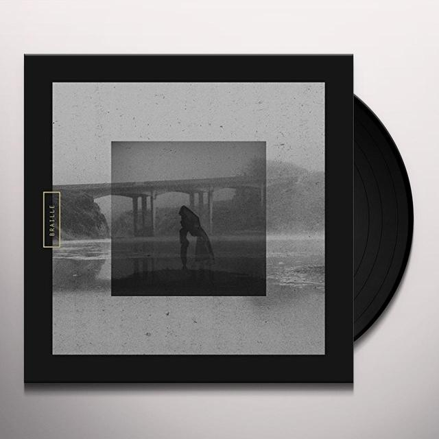 Braille MUTE SWAN Vinyl Record - UK Release