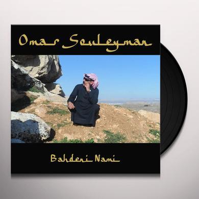 Omar Souleyman BAHDEINI NAMI Vinyl Record - UK Release