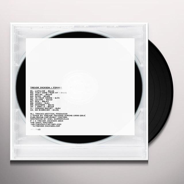 Trevor Jackson FORMAT Vinyl Record - UK Release