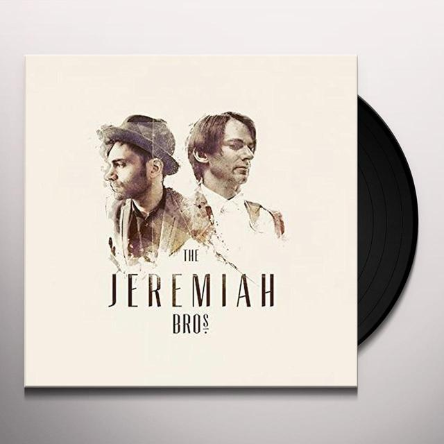 JEREMIAH BROTHERS Vinyl Record - UK Import