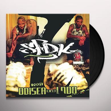 S.D.F.K. 2001 ODISEA EN EL LODO Vinyl Record