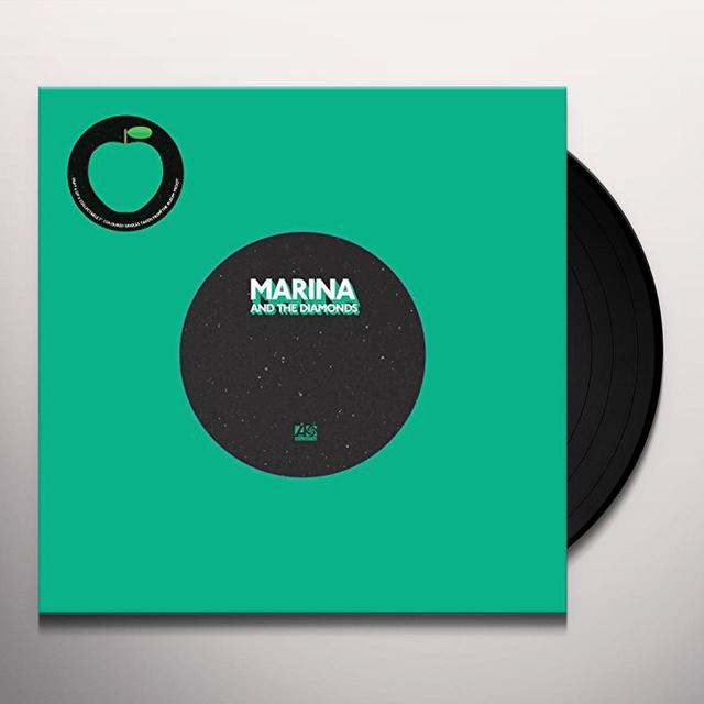 Marina & The Diamonds SAVAGES / WEEDS Vinyl Record - UK Import