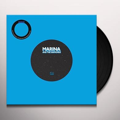 Marina & The Diamonds BLUE / SOLITAIRE Vinyl Record