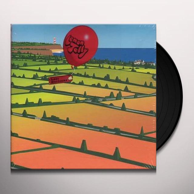 Lemon Jelly LOST HORIZONS Vinyl Record - Canada Import