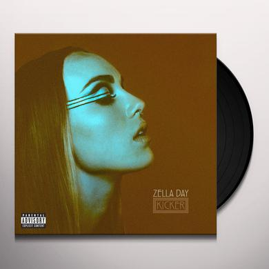 Zella Day KICKER Vinyl Record