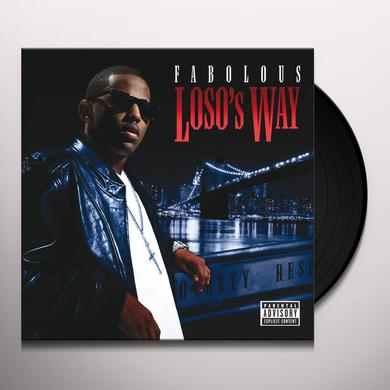 Fabolous LOSO'S WAY Vinyl Record