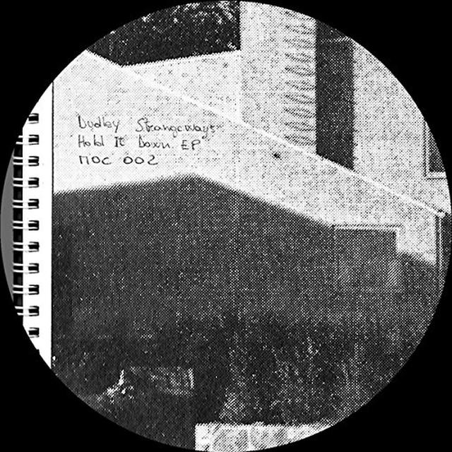 Dudley Strangeways HOLD IT DOWN Vinyl Record