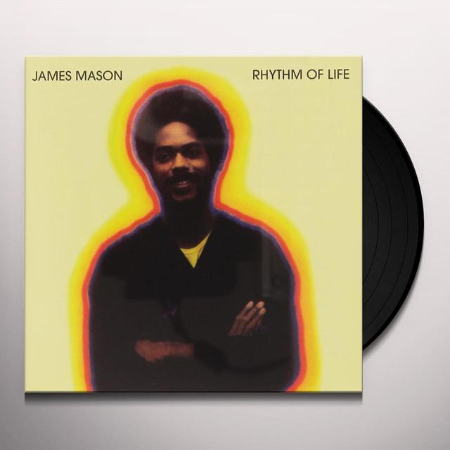 James Mason RHYTHM OF LIFE Vinyl Record