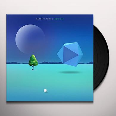 Satoshi Tomiie NEW DAY Vinyl Record