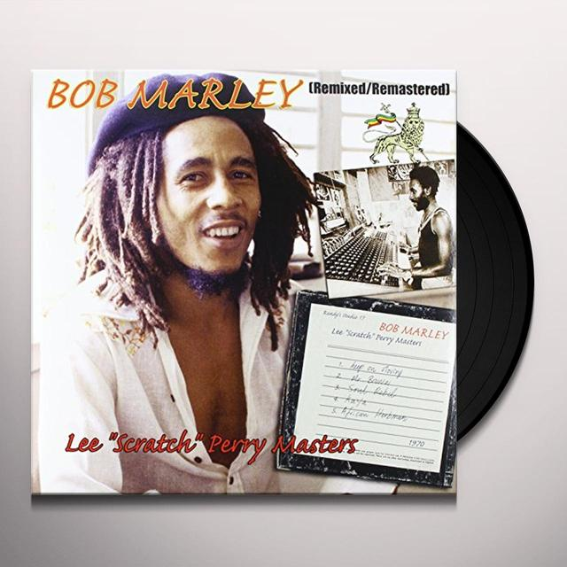 Bob Marley LEE SCRATCH PERRY MASTERS Vinyl Record