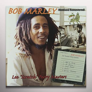 Bob Marley LEE SCRATCH PERRY MASTERS Vinyl Record - Colored Vinyl