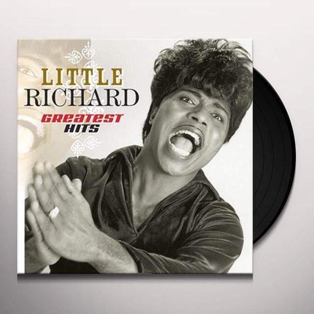 Little Richard GREATEST HITS Vinyl Record