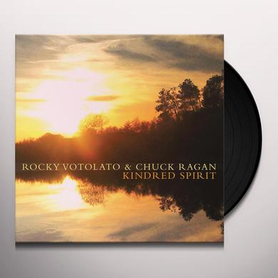 Rocky Votolato, Chuck Ragan KINDRED SPIRIT Vinyl Record