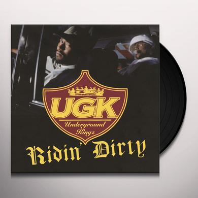 Ugk RIDIN DIRTY Vinyl Record