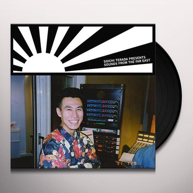 Soichi Terada SOUNDS FROM THE FAR EAST Vinyl Record